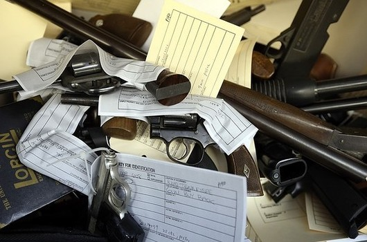 Anonymous Gun Buy Back Program In San Francisco