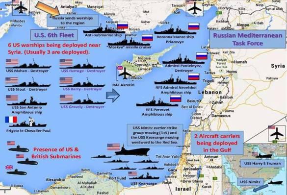 Image result for warships mediterranean syria