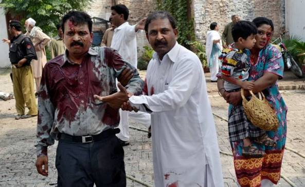 christian-church-attack-pakistan