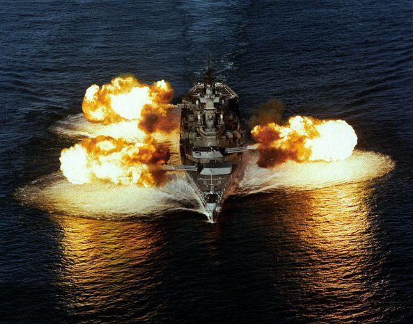 US-battleship