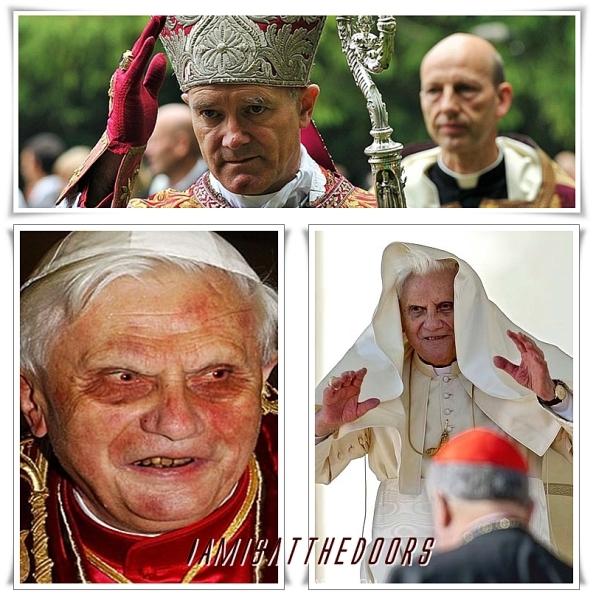 roman catholic evil preachers